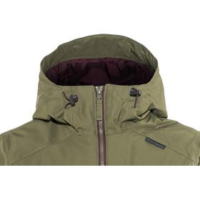 Helly Hansen Long Belfast Winter Jacket Women Ivy Green